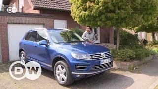 Обновленный Volkswagen Touareg: мастер на все руки