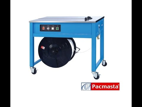 Semi Auto Strapping Machine - TMS 300 OF Pacmasta