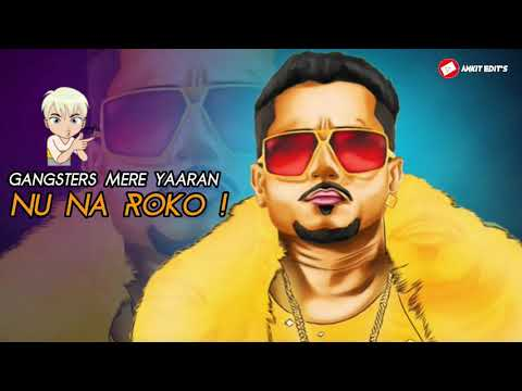 Raat Jashan Di Honey Singh Cool Whatsapp Status Lyrcis Video 2019 | Ankit Edit's