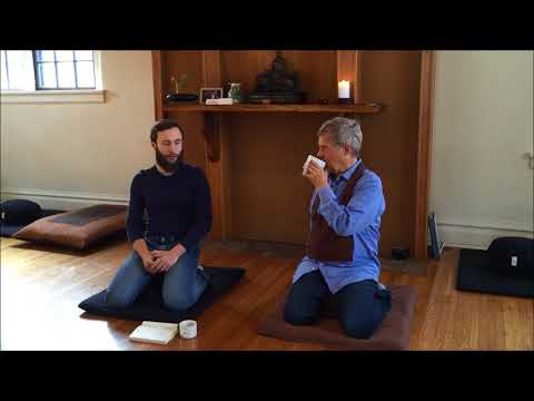 Fireside Chat #5: Yakov Boyko with Tim Burkett. Zen. Meditation. Mindfulness. Life.