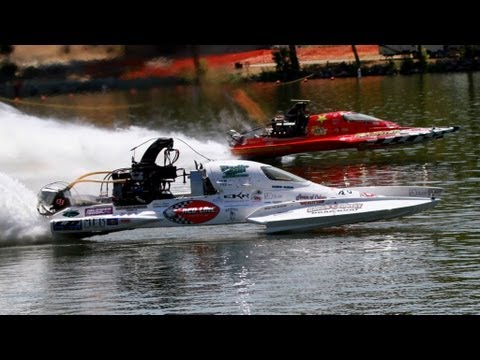 Worlds Fastest Boat!
