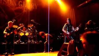 Crimson Glory - Angels of war - live 2011