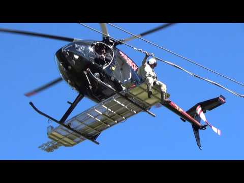 Haverfield Aviation installing power line spoilers