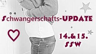 14. & 15. SSW Schwangerschafts Update ♡ Baby gespürt ♡ Q&A ♡ AnnCooki