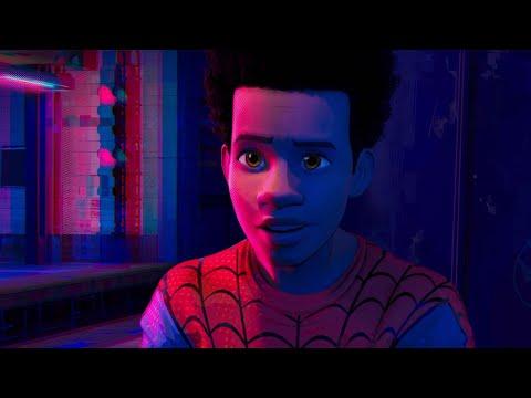 Spider-Man: Into The Spider Verse – 'Scared of the dark' Movie Clip [HD]