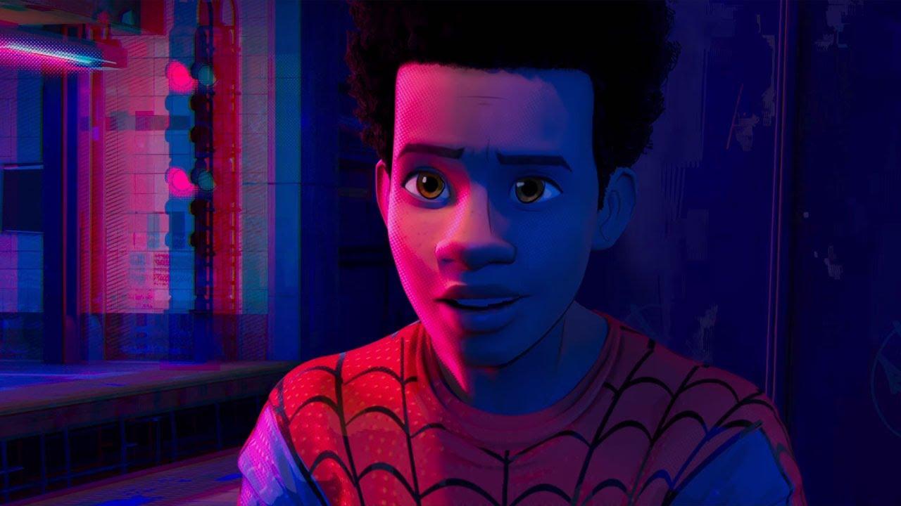 Download Spider-Man: Into The Spider Verse – 'Scared of the dark' Movie Clip [HD]