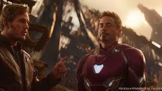 Vengadores  Infinity War - Trailer final español HD