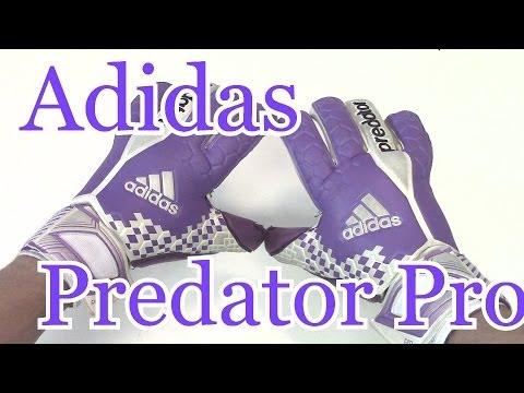 Goalkeeper Glove Review: Adidas Predator Pro Iker Casillas Edition