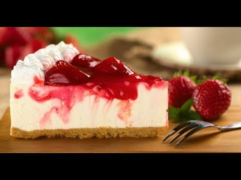 Pay De Queso O Cheesecake Horneado Muy Facil Youtube
