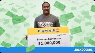Meet Brandon: $1 Million Powerball Winner