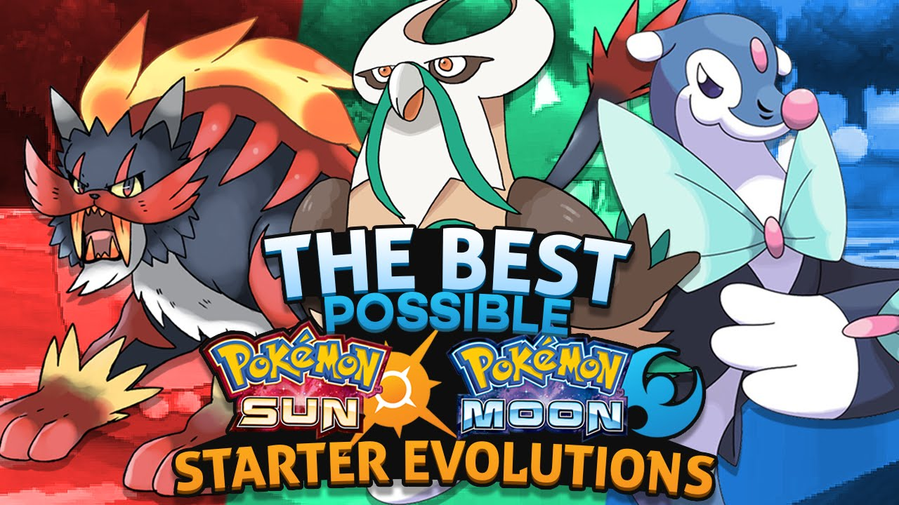 The Best Possible Pokemon Sun and