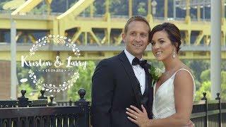 Larry & Kristin Breisinger Cinematic Pittsburgh Wedding Video