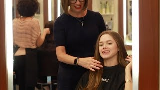 Aveda | How To Get Healthy Radiant Hair with Valeria Lipovetsky