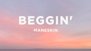 Download Måneskin - Beggin' (Lyrics)