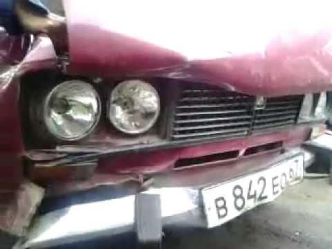 ремонт авто после ДТП до и после