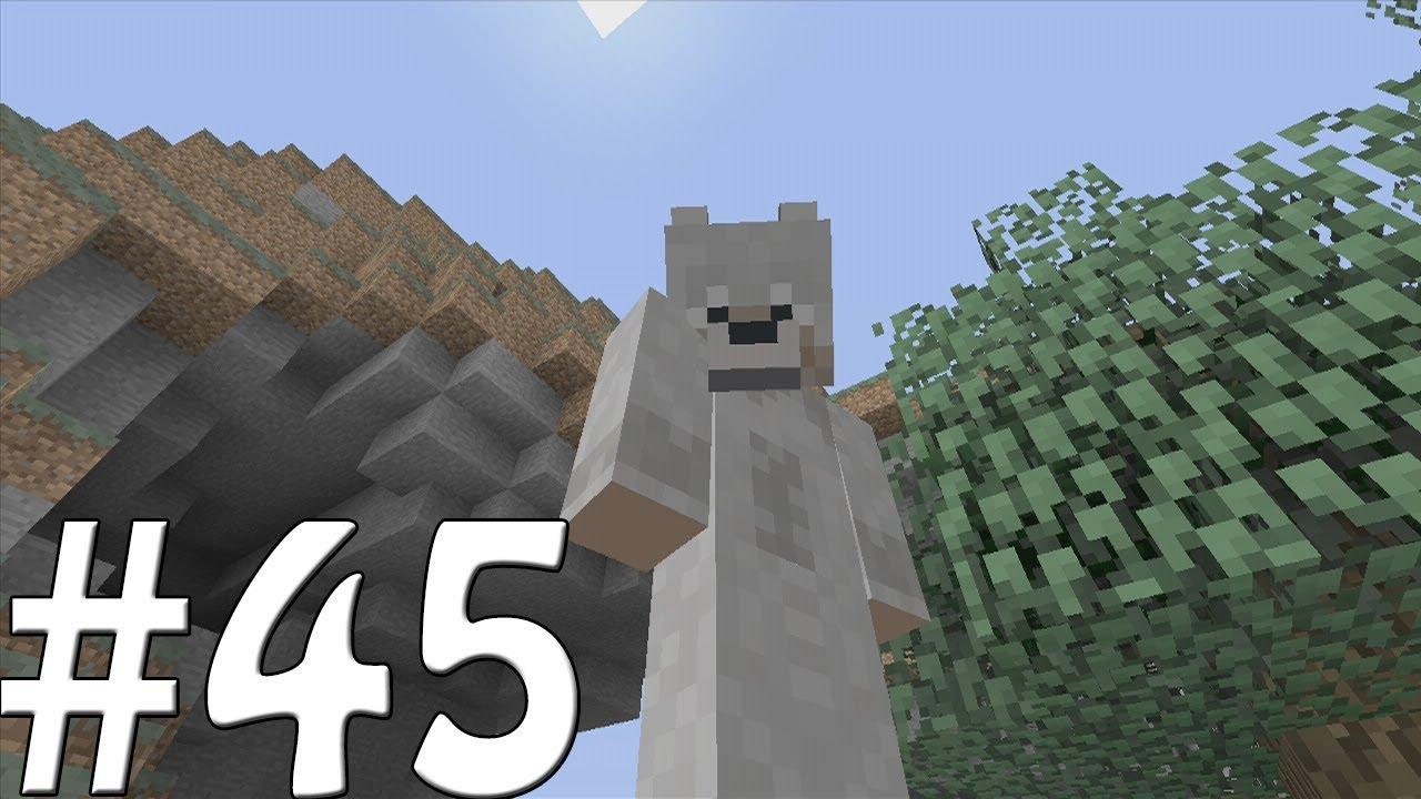 Minecraft Xbox Sky Island Challenge Squidnapped 45