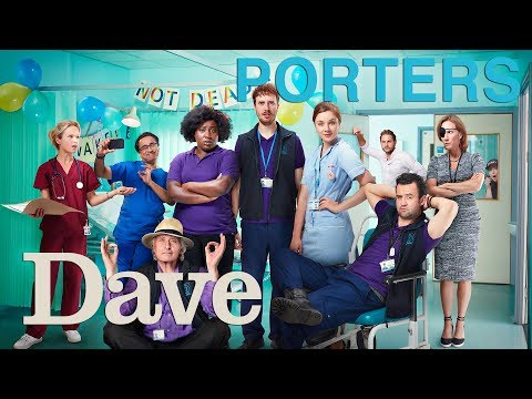 Porters SERIES 2 Trailer | Starts 14th March | Dave