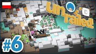 Unrailed! PL ze Staszkiem  odc.6 (#6)  Chciałeś śnieg Tomasz | Gameplay po polsku