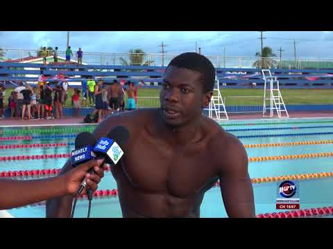 SWIMMER ANDREW FOWLER TO REPRESENT GUYANA AT THE COMMONWEALTH GAMES