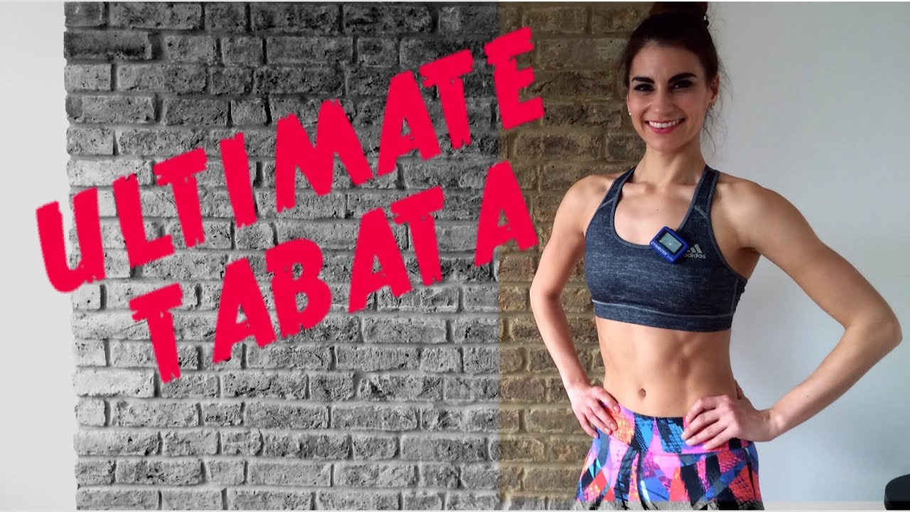 Ultimate Tabata: How to burn fat fast! - YouTube