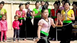 Dance Tây bắc   Phụ nữ Thái nhảy dẻo vô đối