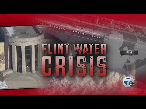 Chairman of House Oversight and Government Reform Committee tours Flint water plant