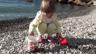 Море 2015. Черное море - лучший отдых с Юлей в частном секторе(Море 2015. Sea 2015. Как же приятно смотреть видео про море и летом и зимой. Шум волн ласкает слух, успокаивает..., 2015-06-18T16:19:17.000Z)