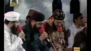 Qaseeda Meraj (2of2)- Qtv Shab-e-Meraj Mehfil 2010