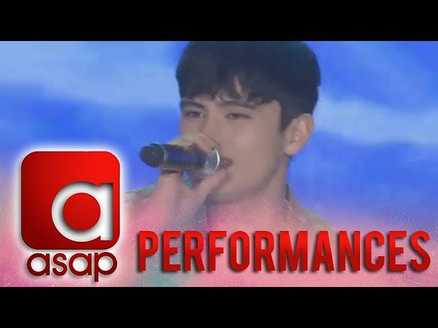 ASAP: James Reid will be 'Right There' for you