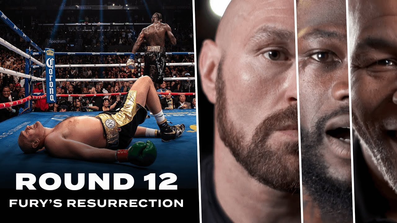 Round 12: Fury's Resurrection full documentary | The final round as you've never seen it b