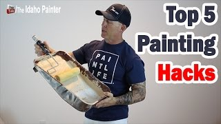 Top 5 Professional Painting Hacks