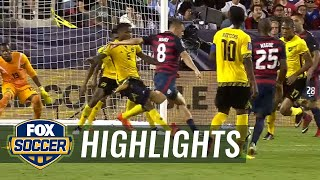 Video USA vs. Jamaica | 2017 CONCACAF Gold Cup Highlights download MP3, 3GP, MP4, WEBM, AVI, FLV Agustus 2017