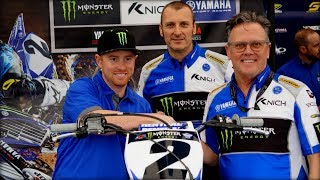 Yamaha Partners With Ryan Villopoto