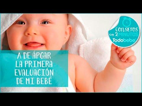 Diccionario de maternidad: A de Ápgar - la primera evaluación de mi bebé | Todobebé