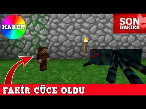 ZENGİN VS FAKİR #77 - Fakir Cüce Oldu (Minecraft)