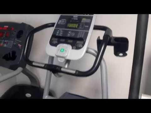 Precor 532i EFX Elliptical CrossRamp Colorado Gym