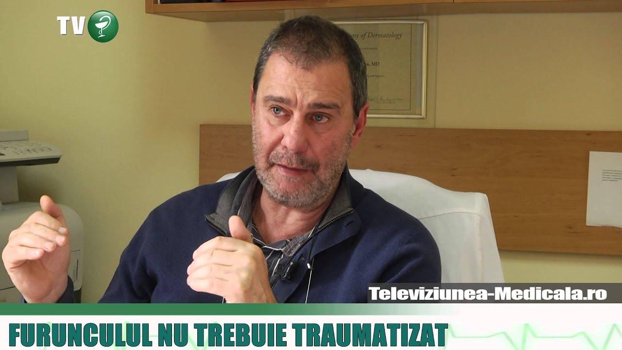 Furuncul - tipuri, tratament (VIDEO)