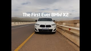 First look at the First Ever BMW X2