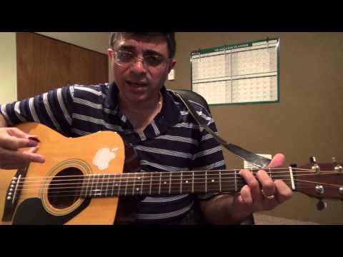 Sangheetha Maegam Ilayaraja guitar chord lesson by Suresh