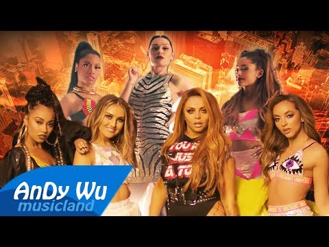 Little Mix, Jessie J, Ariana Grande, Nicki Minaj - Power / Bang Bang