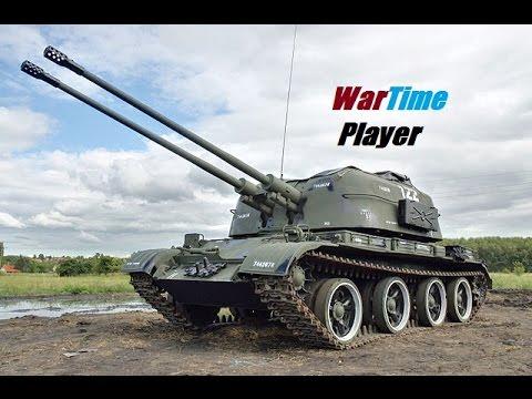 War Thunder - Zsu 57-2 Czyli zmora wszystkich czołgistów