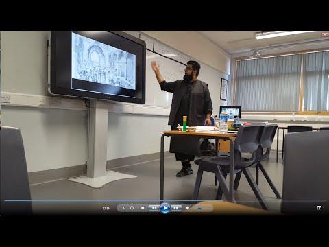 Teacher Training for Local Maktabs & Madrasas in Waltham Forest (Ustadh Hamid Mahmood) - Part 1