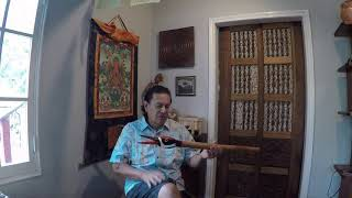 Story Time: The First Native Flute