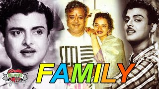 Gemini Ganesan Family With Parents, Wife, Son, Daughter, Affair and Biography