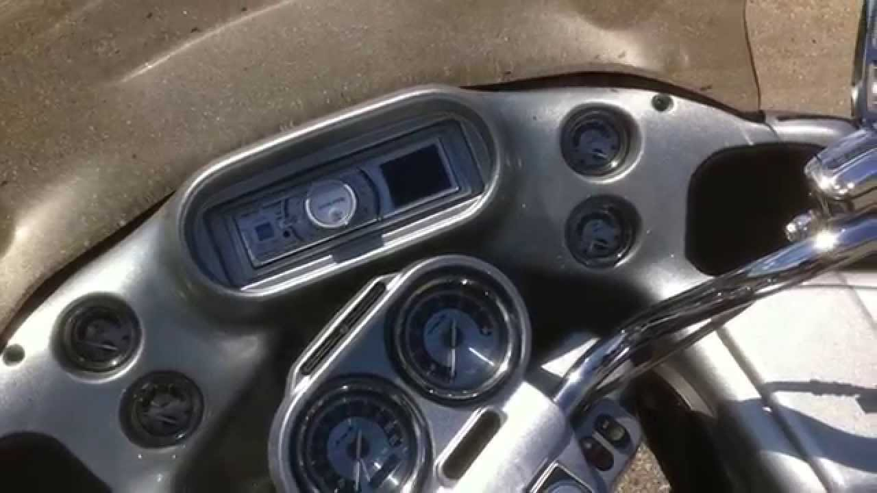 Harley Stereo upgrade with Alpine, Hawg Wired & Focal - YouTube