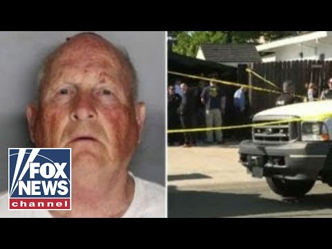 Cold case investigator talks Golden State Killer suspect