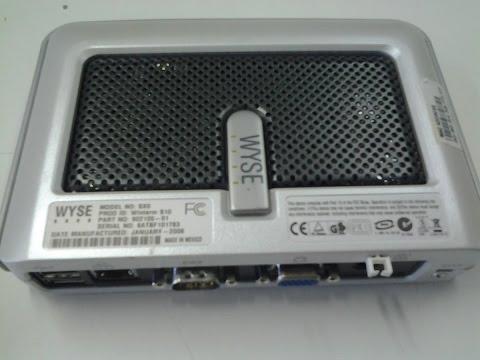 Wyse Tx0 Firmware