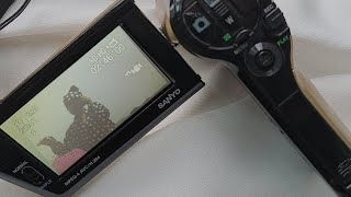 [vlog] 레트로 캠코더로 찍은 브이로그 / feat…