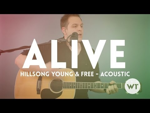 Alive - Hillsong Young & Free - Chord Video (acoustic)