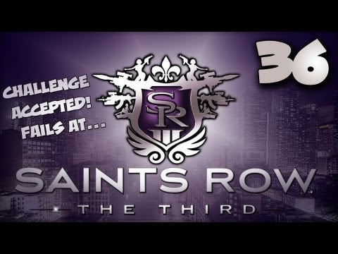 Saints Row the Third [Part 36] - Alien Women From Space